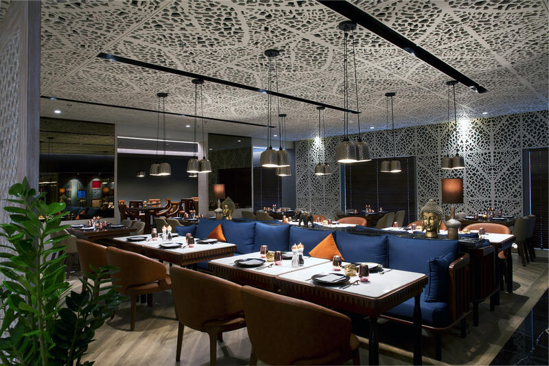 Dining at Grayton Hotel Dubai