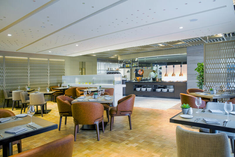 Citrus Restaurant at Grayton Hotel Dubai