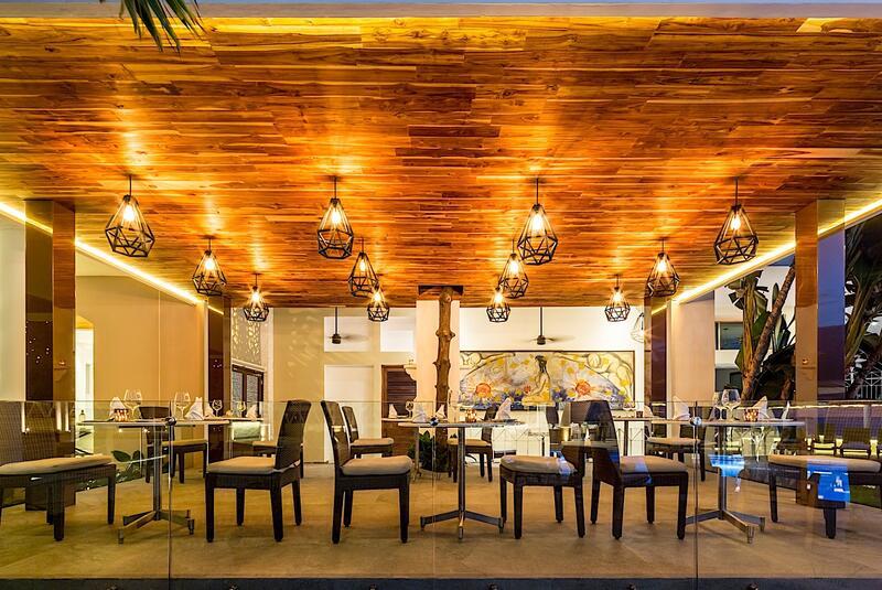 Restaurante Villa Premiere Murales