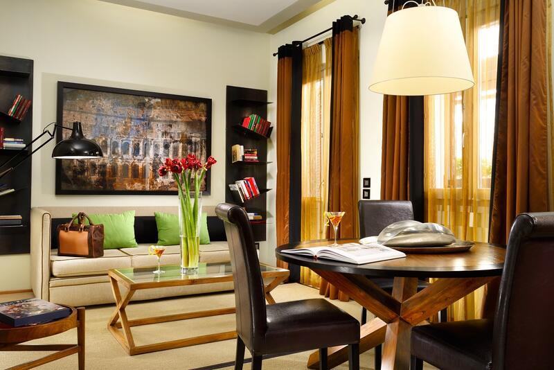 babuino suite luxury