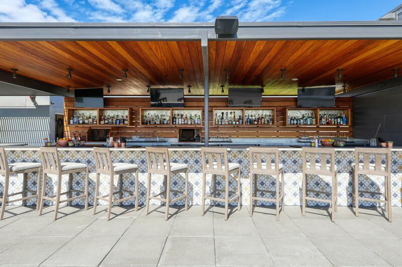 the fairmount rooftop bar