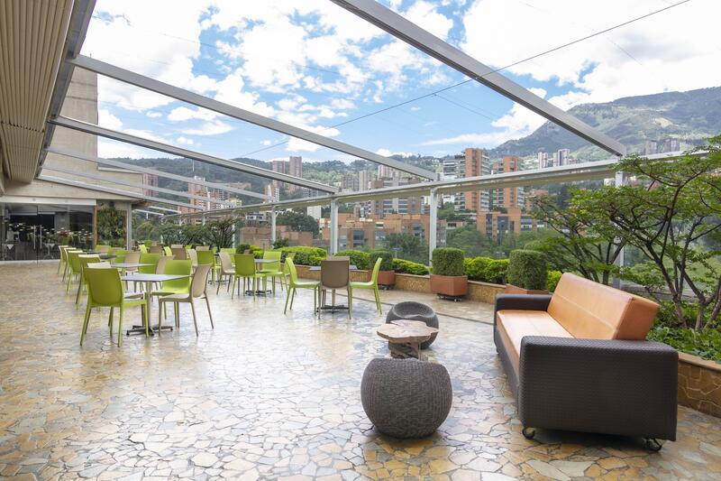 Diez Hotel Terrace