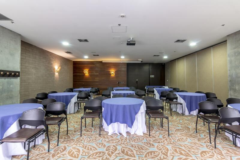 Diez Hotel Event Set up