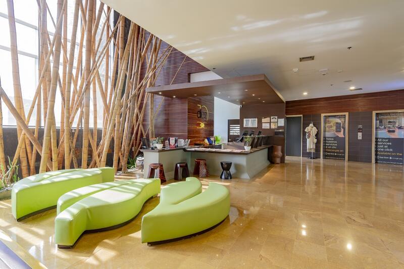 Diez Hotel Lobby