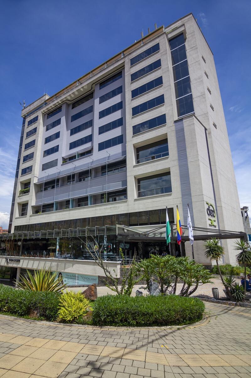 Diez Hotel Exterior