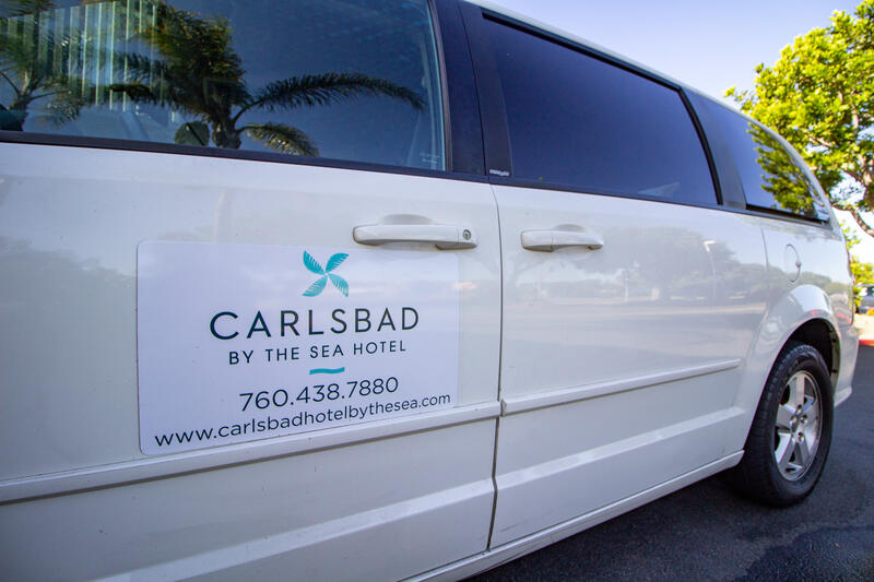 Carlsbad By the Sea Hotel Van