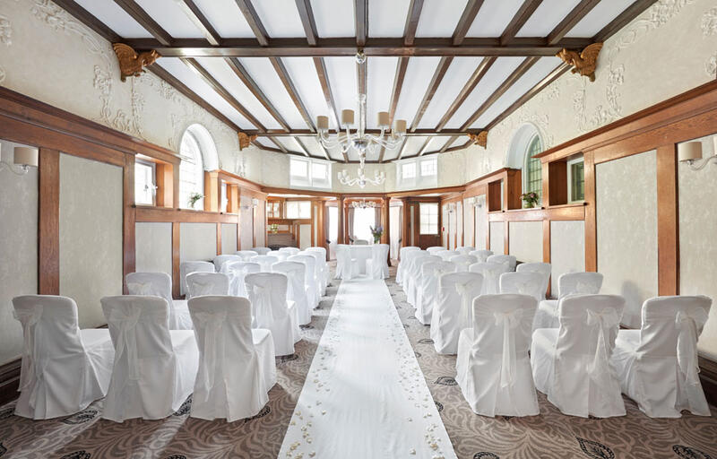 Park Suite Ceremony at Richmond Hill Hotel