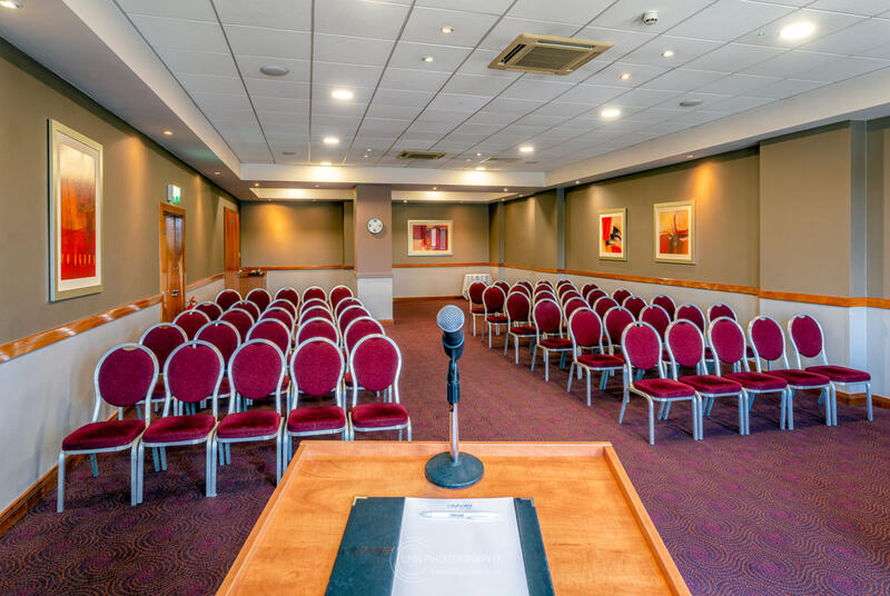 City Hotel Derry The Alexander Suite Layout For Meeting