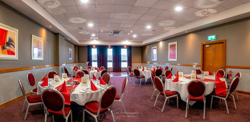 City Hotel Derry The Alexander Suite Layout For Stylish Dining