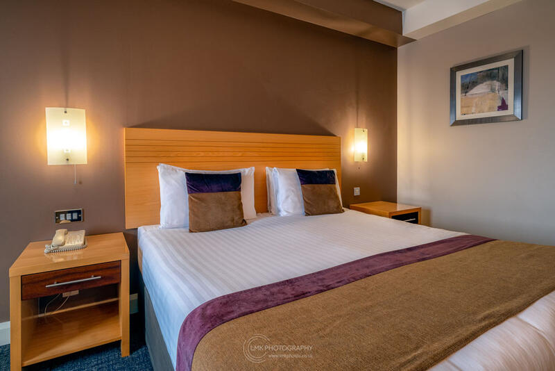 City Hotel Derry Standard Double Room Queen Size Bed