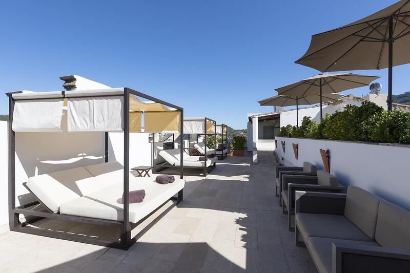 Facilities at Gran Hotel Sóller in Sóller, Majorca
