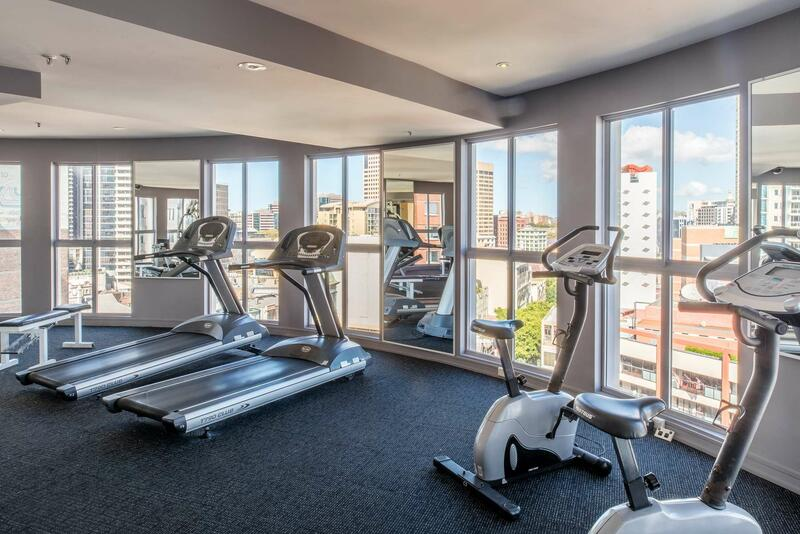 Seasons Darling Harbour Sydney Facilities Gym