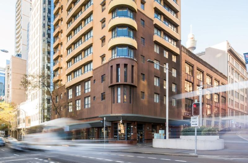 Seasons Harbour Plaza Sydney Hotel Exterior