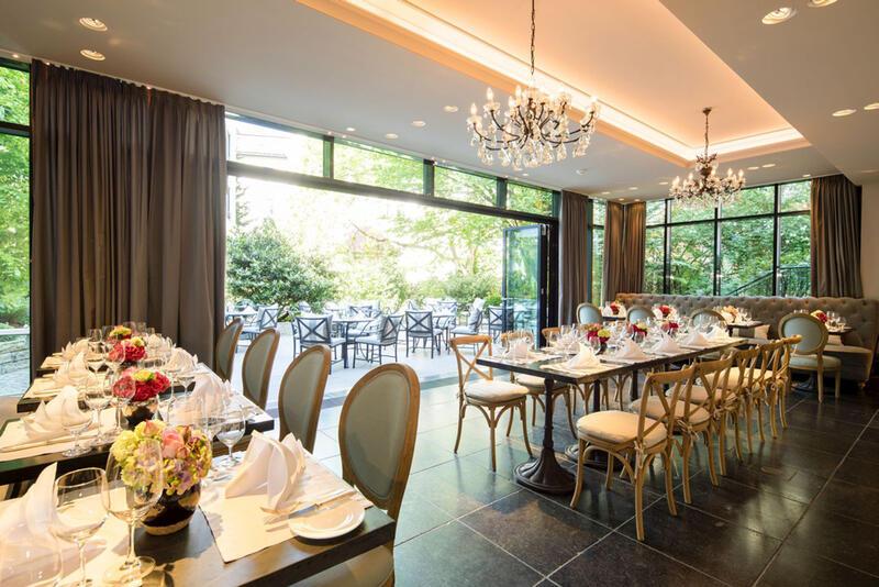 Restaurant at Hotel München Palace