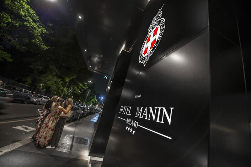 Manin Hotel Milano