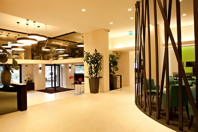 Hall at Manin Hotel Milano