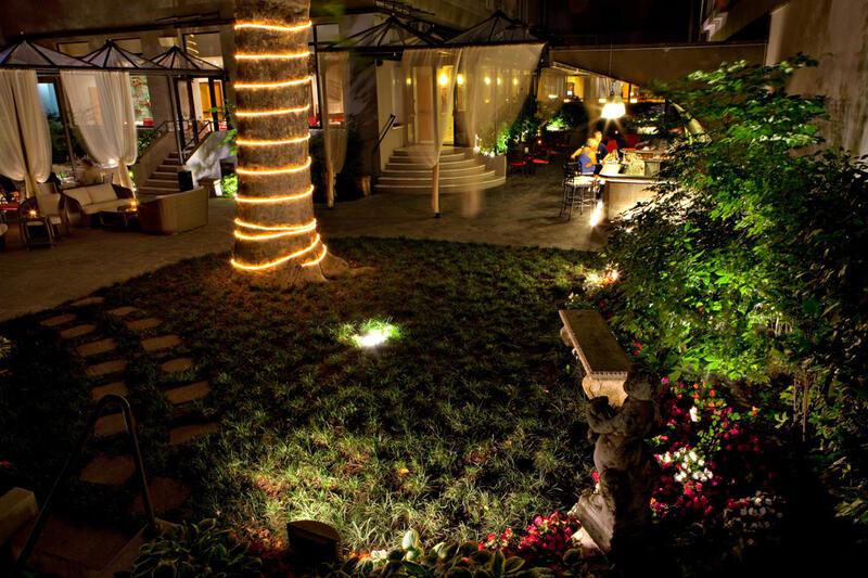 Garden at Manin Hotel Milano