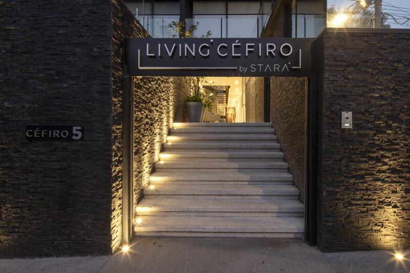 Living Cefiro By Stara Facade