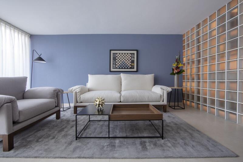 Deluxe Two Bedroom Living Room