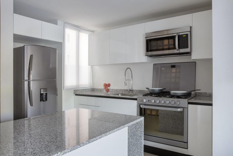 Deluxe Two Bedroom Kitchen