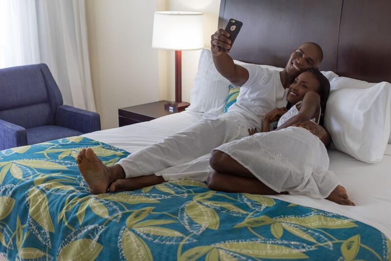 Lifestyle Selfie in room