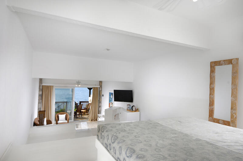 Superior Suite at Sarpedor Boutique Beach Hotel in Bodrum, Turke
