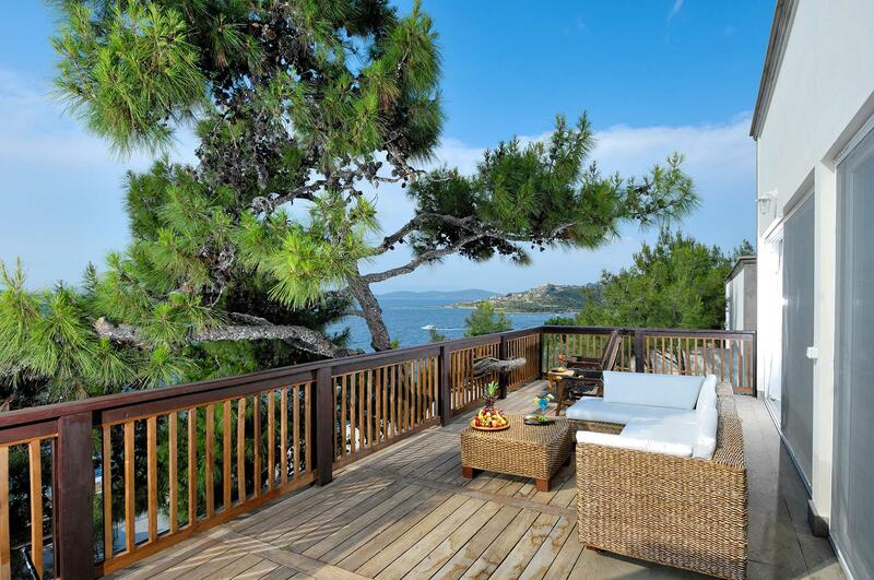 Family Suite at Sarpedor Boutique Beach Hotel in Bodrum, Turkey