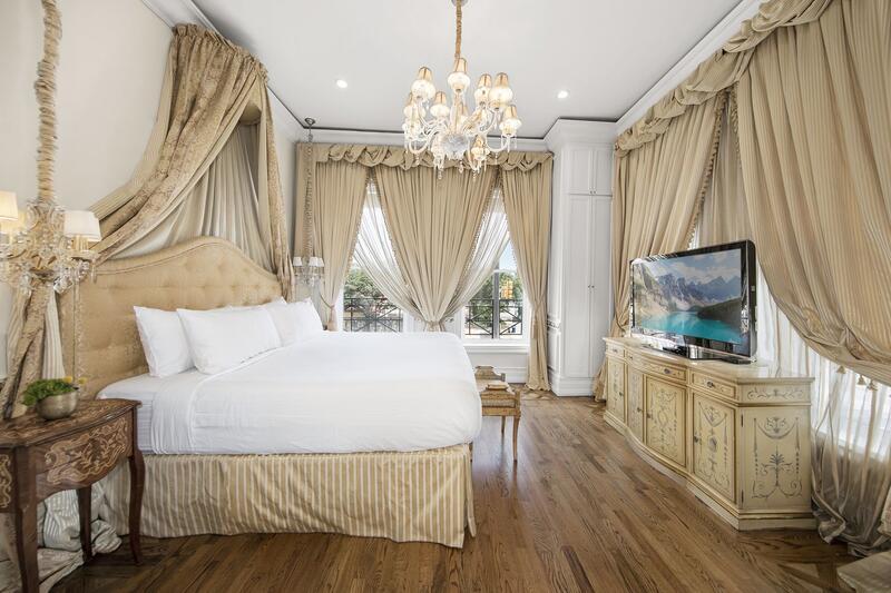 fairmount bedroom