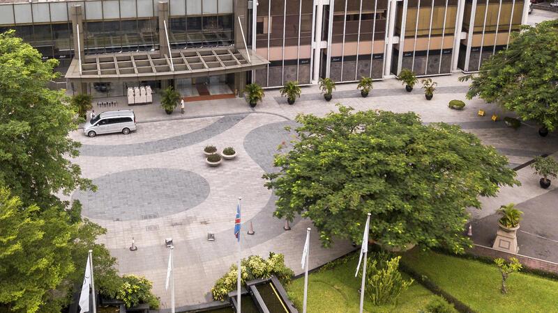 Fleuve Congo Hotel Hotel in Kinshasa