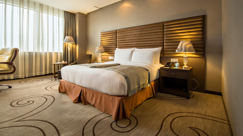 Executive Deluxe Room at Fleuve Congo Hotel Hotel in Kinshasa