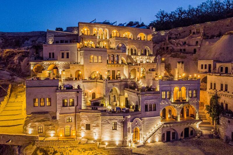 Anka Cave Suites in Cappadocia,Turkey