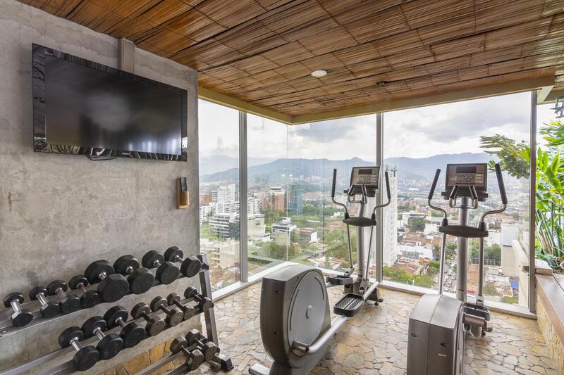 Diez Hotel Fitness Center