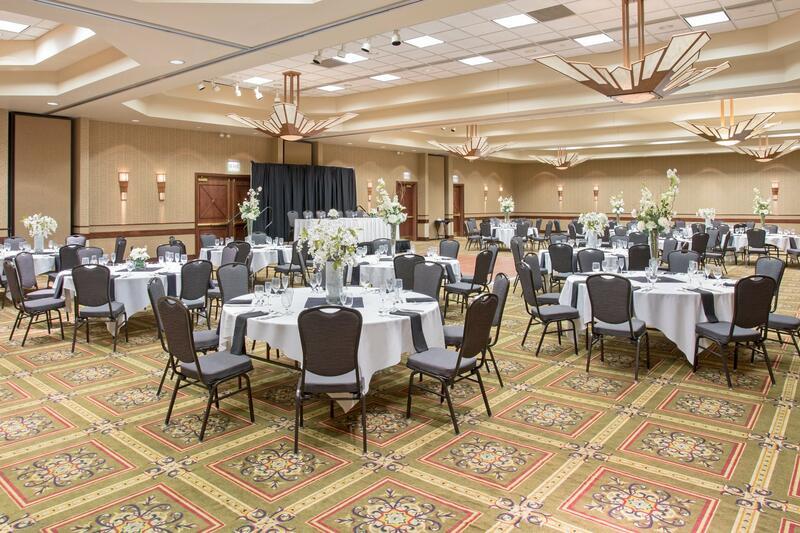 Ballroom at Capitol Topeka