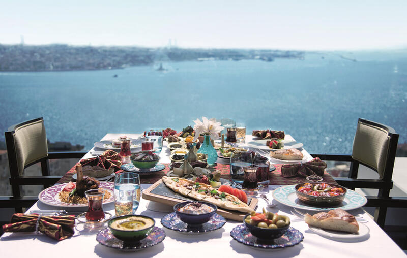 Ramadan at IZAKA Restaurant & Bar in Istanbul