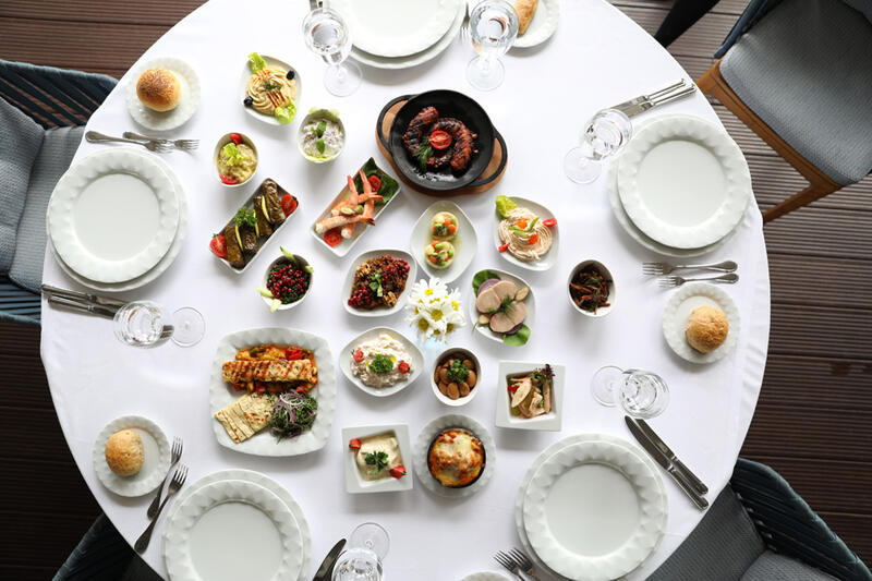 Book a table at IZAKA Restaurant & Bar in Istanbul