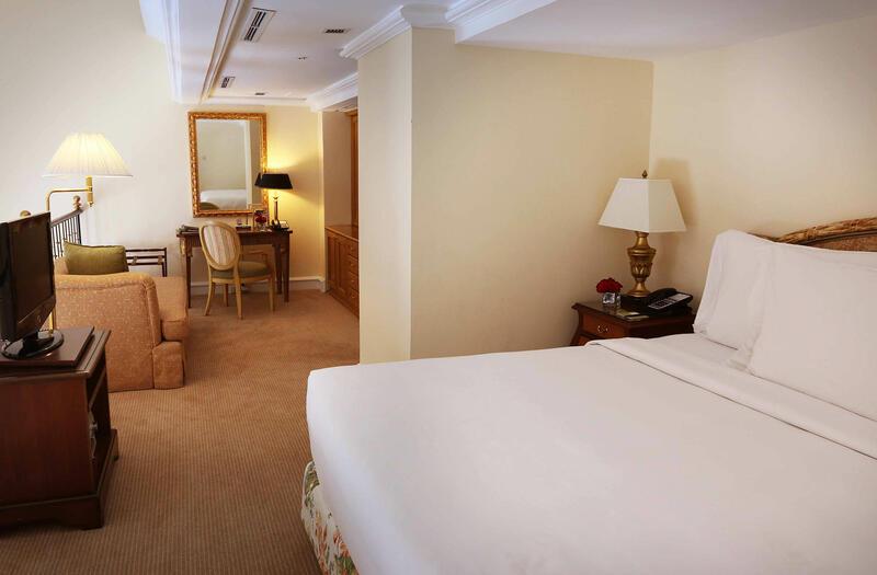 Grand Suite at Hotel Gran Mahakam in Jakarta, Indonesia