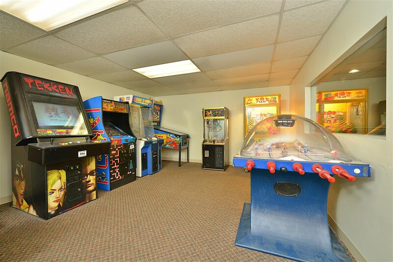 Game Room Interior