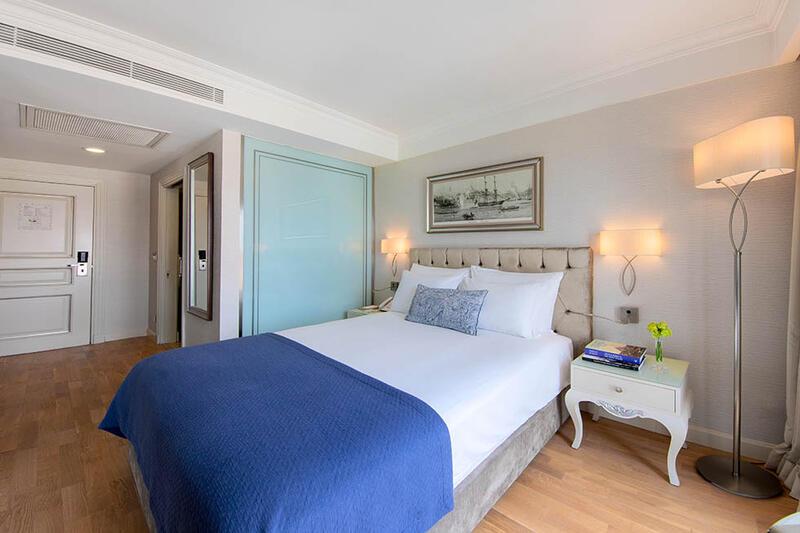 Standard Room at CVK Taksim Hotel in Istanbul
