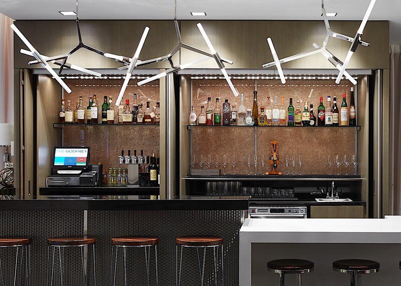 Godfrey Boston Lobby Bar