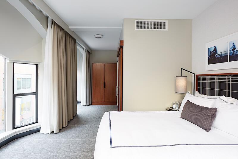 King Bedroom Interior