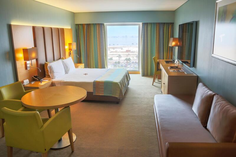 Deluxe room at Hotel Presidente Luanda