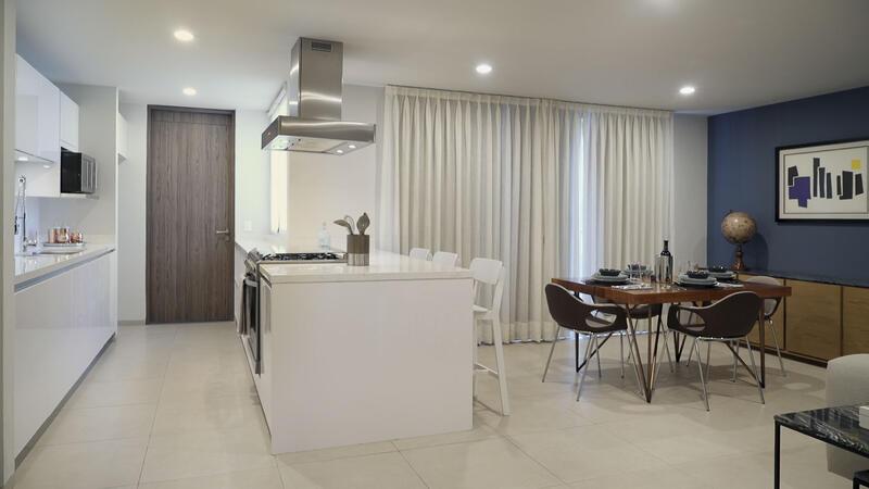 Hotel Kitchen in Suite