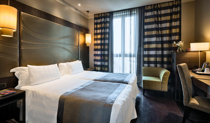 Accommodation at Uptown Palace in Milan