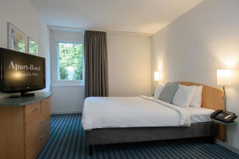 Family room at Apart-Hotel Zurich Airport