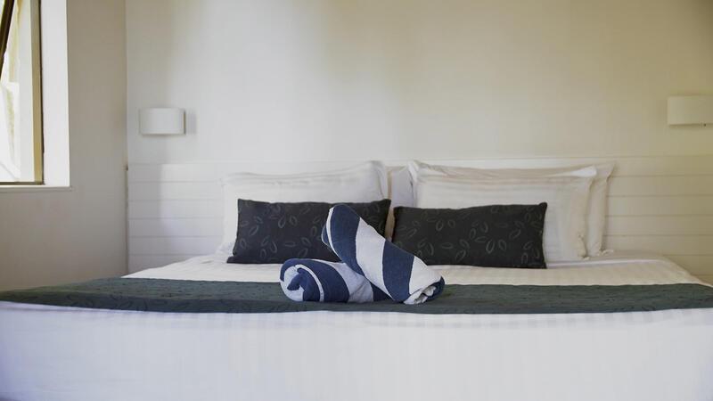 Accommodation at Heron Island Resort in Queensland, Australia