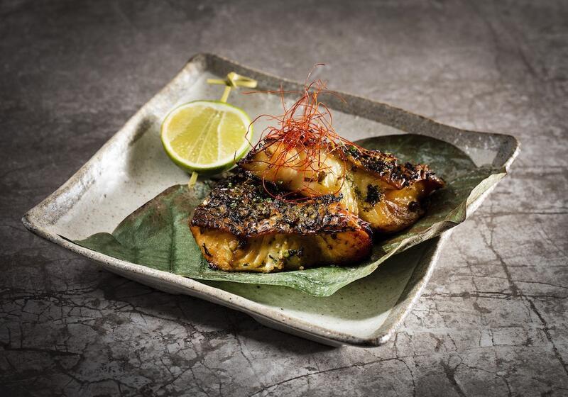 Chilean Seabass Yasai Zuke At Peter Street Kitchen