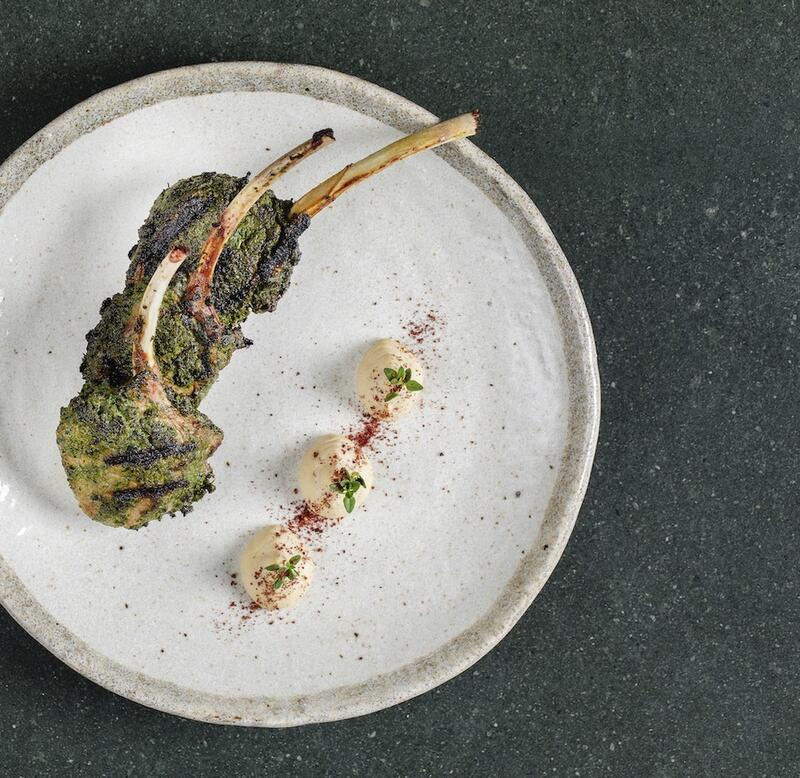 Bloomsbury Street Kitchen Charcoal-grilled Mediterranean-herbed