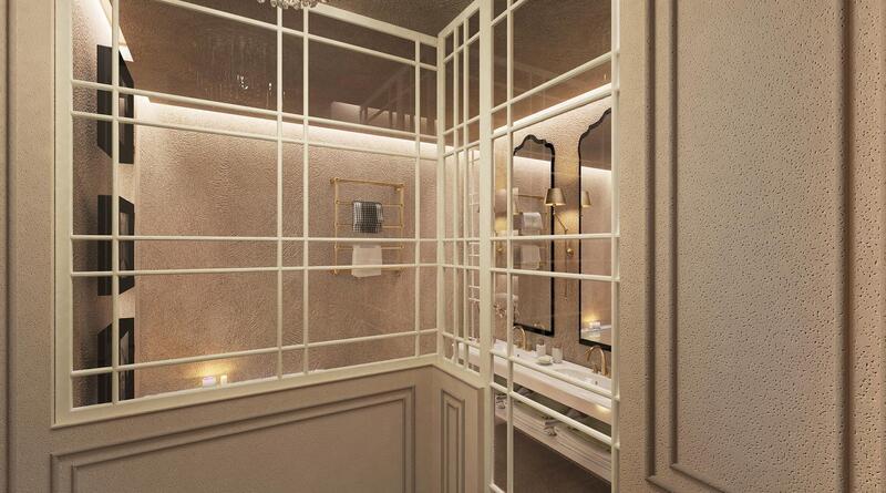 Bathroom at Matilde Boutique Hotel