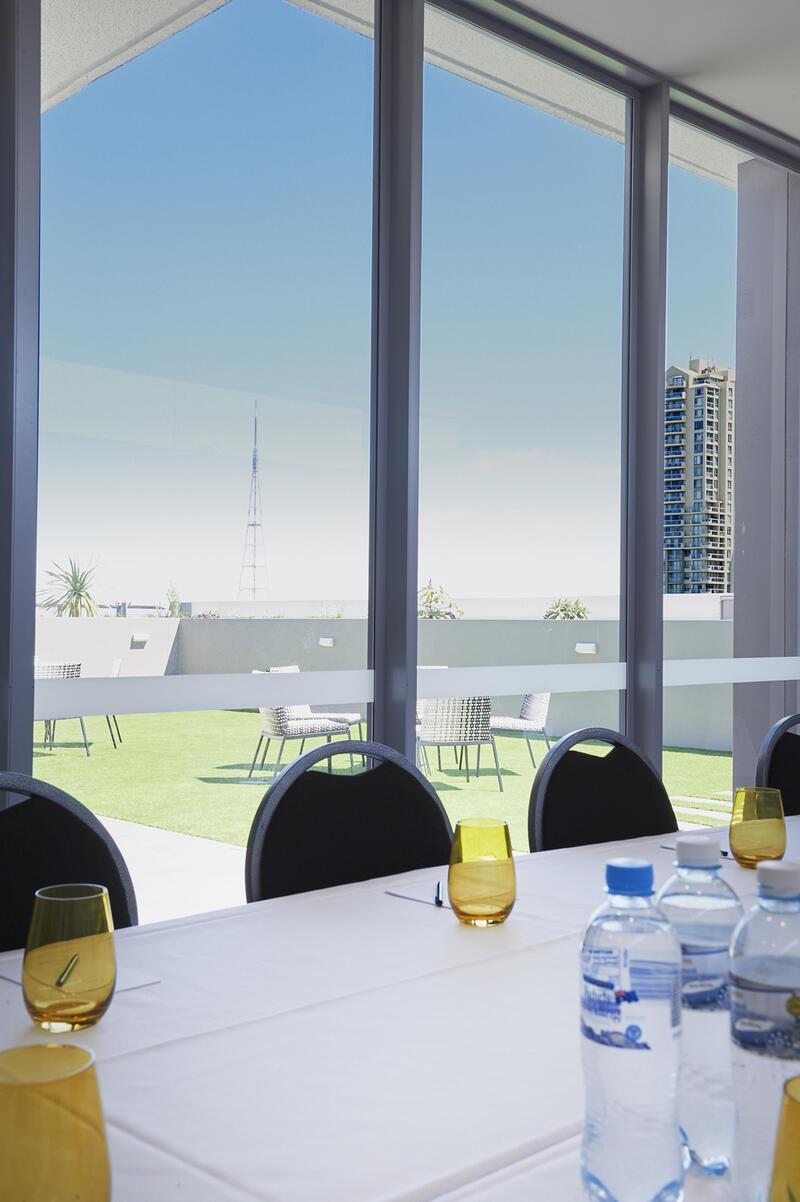Meetings at Silkari Suites at Chatswood