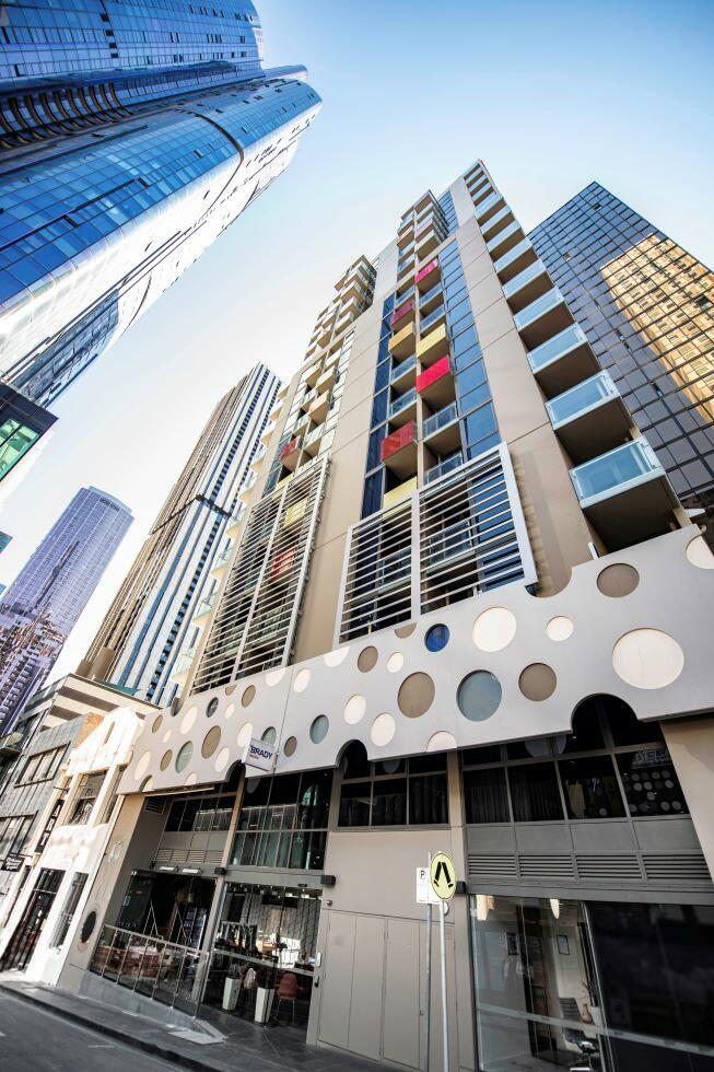 Brady Hotels Central Melbourne Exterior